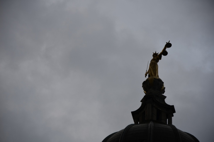Old Bailey - Attribution: https://www.flickr.com/photos/bensutherland/